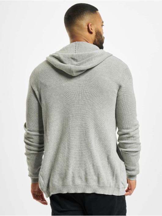 Denim Project Cardigans Cardigan grå