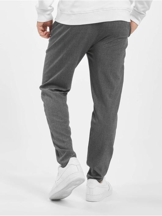 Denim Project Cargo Nohavice Suit šedá
