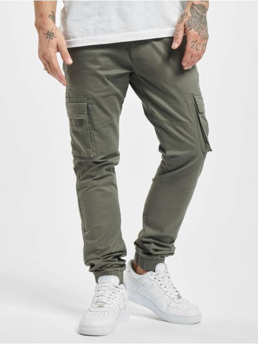 Denim Project Chino bukser Classic grå