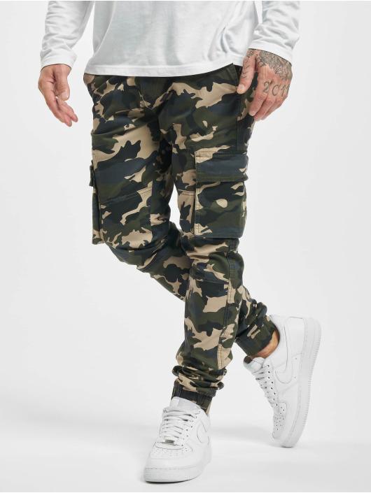 Denim Project Chino bukser Classic kamuflasje