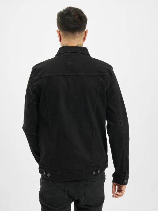 Denim Project Denim Jacket Kash Denim black