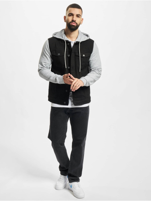 Denim Project Denim Jacket Denim black