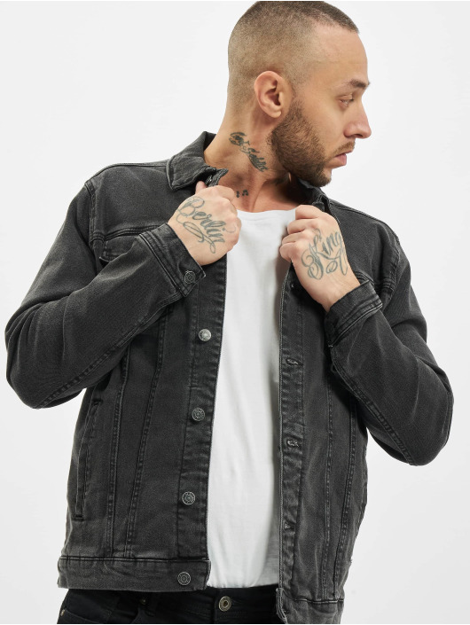 Denim Project Denim Jacket Kash grey