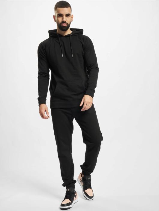 Denim Project Dresy Basic czarny