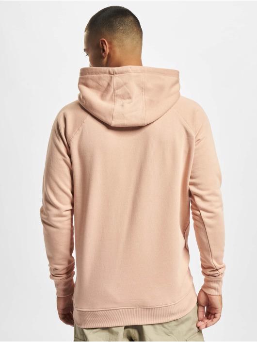 Denim Project Felpa con cappuccio Logo rosa chiaro