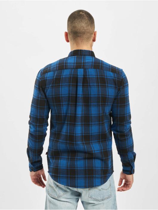 Denim Project Hemd Check blau