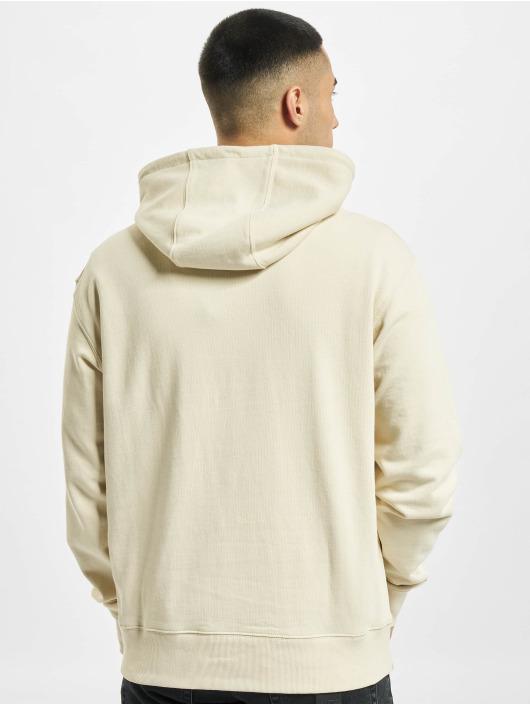 Denim Project Hoodie Horizon Logo Organic beige