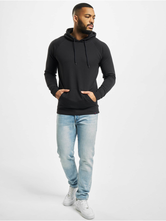 Denim Project Hoody Basic blau