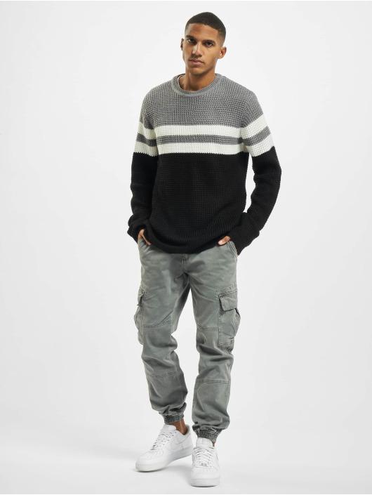 Denim Project Jersey Stripe negro