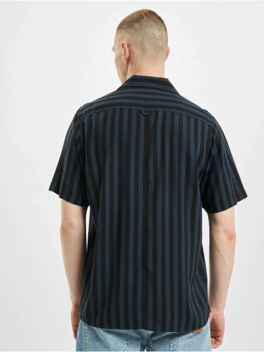 Denim Project Koszule El G Ss Cuba czarny