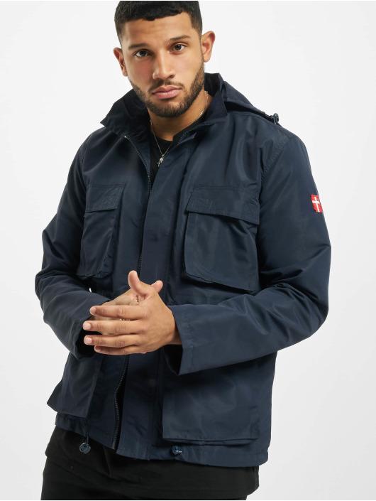 Denim Project Lightweight Jacket Kema blue