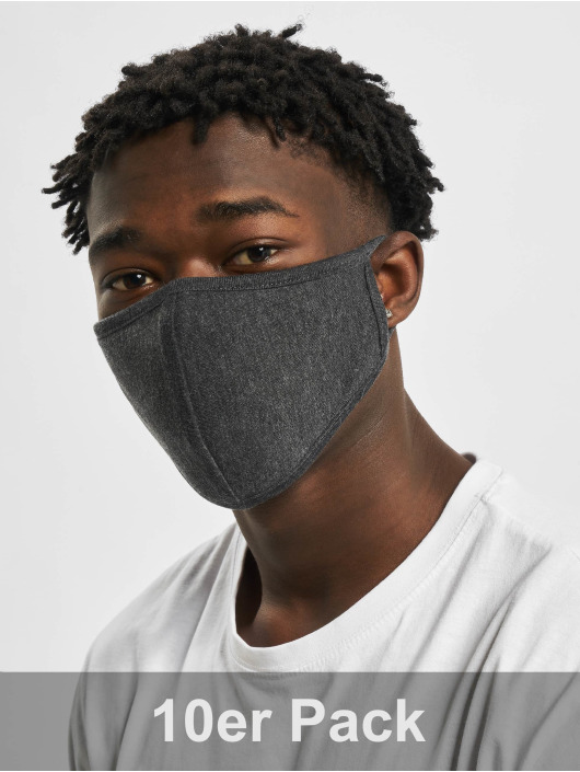 Denim Project More 10 Pack Pack Mask grey