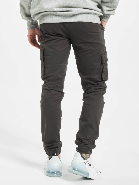 Denim Project Pantalone Cargo Cargo nero