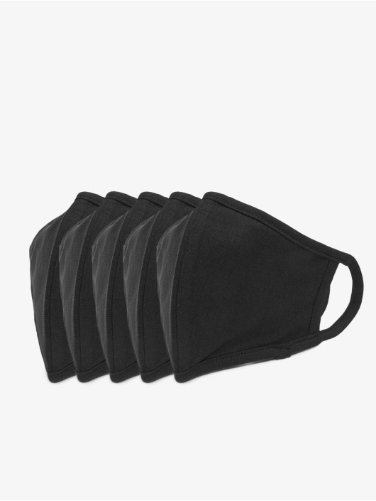 Denim Project Pozostałe 5 Pack Face Mask czarny