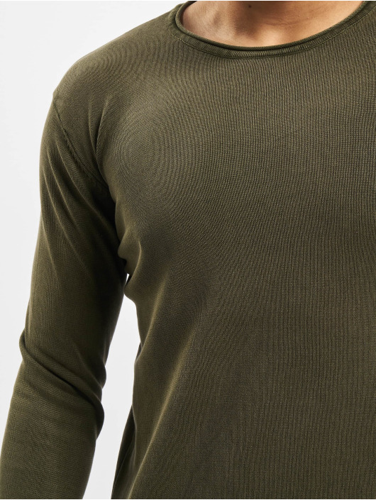 Denim Project Pullover The Knit green