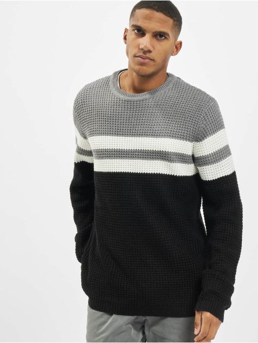 Denim Project Pullover Stripe schwarz