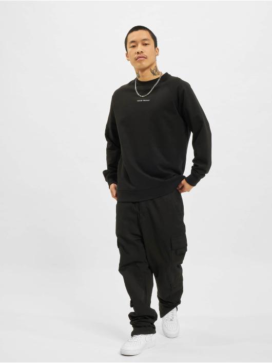 Denim Project Pullover Mojo Crew schwarz