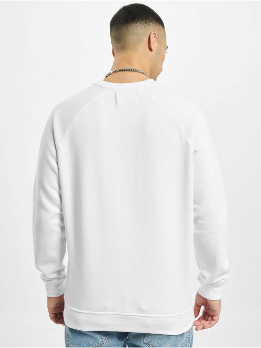 Denim Project Pullover Logo weiß
