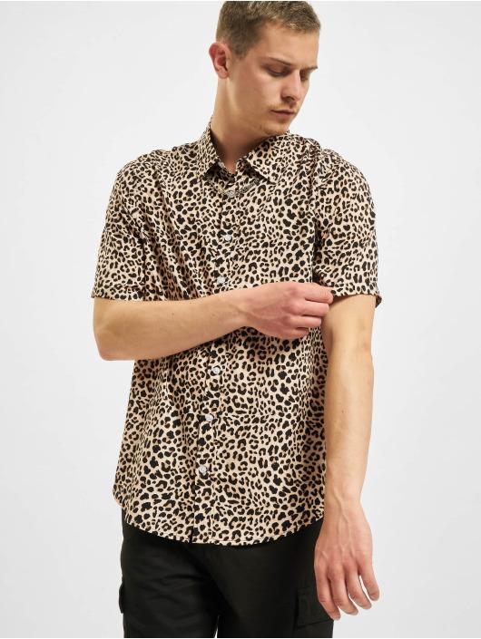 Denim Project Shirt Grande S/S brown