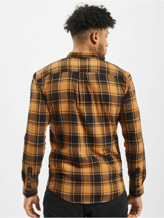Denim Project Shirt Check orange