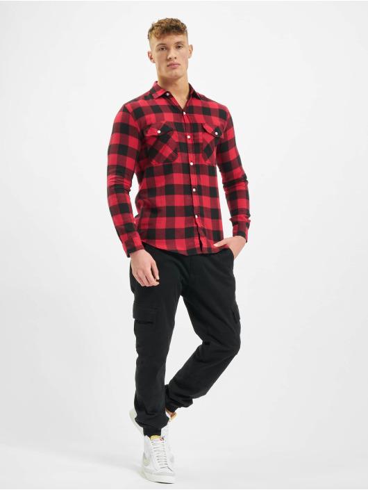 Denim Project Shirt Sami red