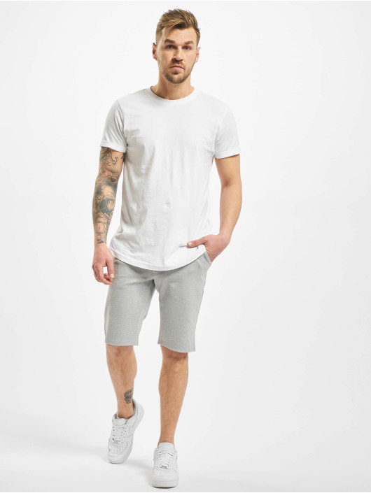 Denim Project Short Ponte gray
