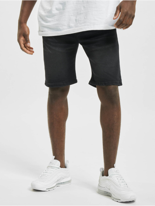 Denim Project Short Sweat Denim noir