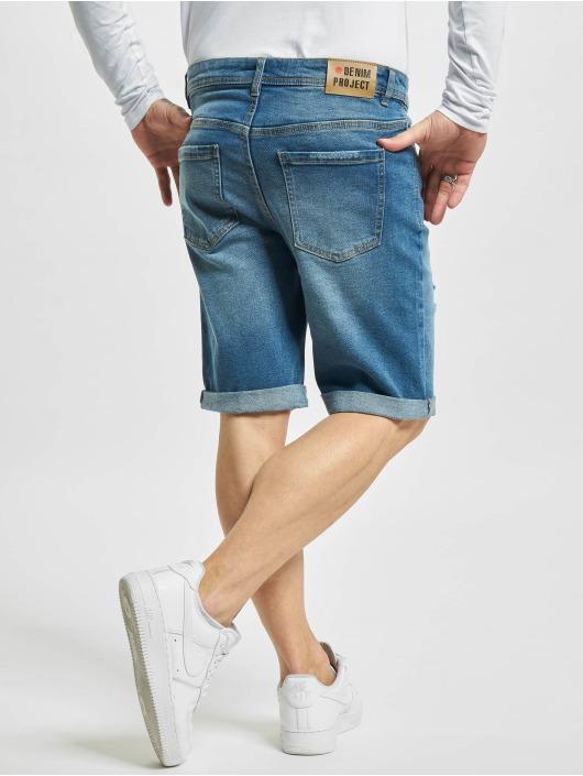 Denim Project shorts Mr. Orange blauw