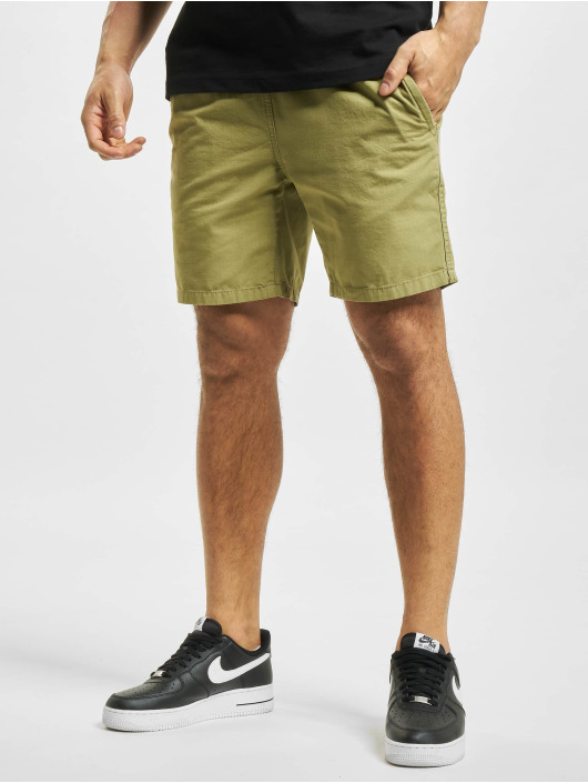 Denim Project Shorts Drawstring Organic olive