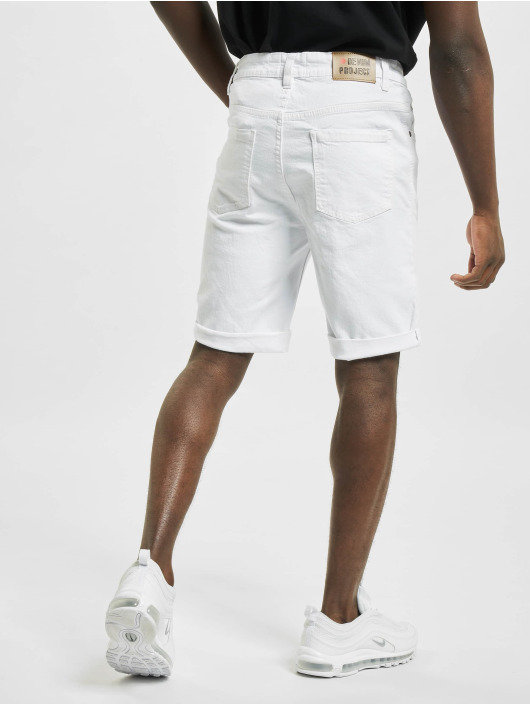 Denim Project shorts Mr. Orange wit
