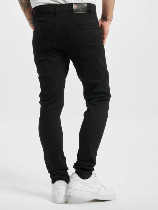 Denim Project Skinny Jeans Mr. Green black