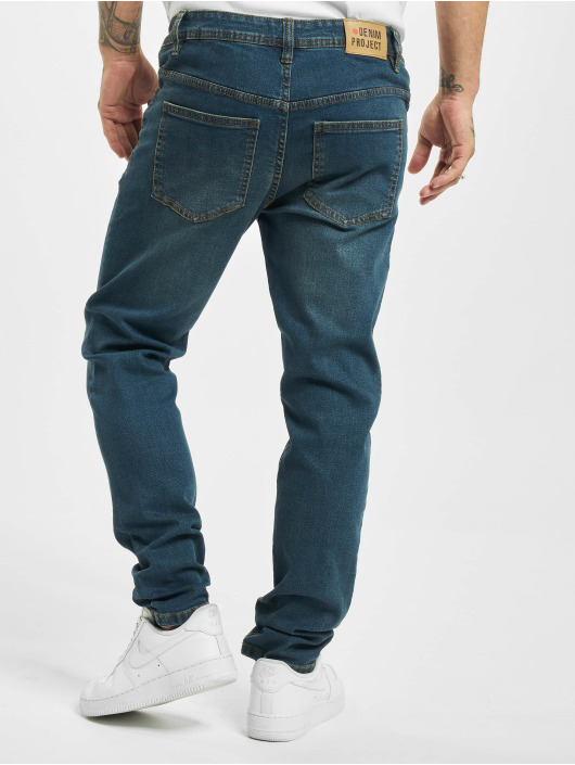 Denim Project Skinny Jeans Mr. Black blue