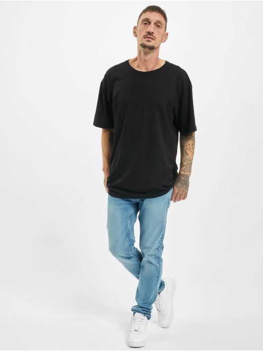 Denim Project Skinny Jeans Mr. Red blue