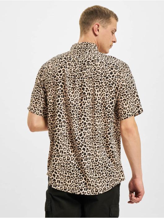 Denim Project Skjorter Grande S/S brun