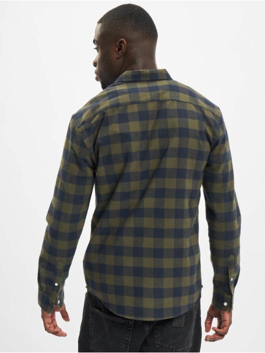 Denim Project Skjorter Sami grøn