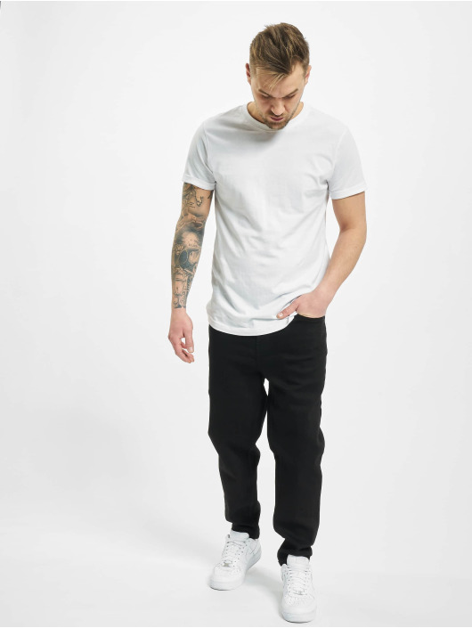 Denim Project Slim Fit Jeans Mr Yellow èierna
