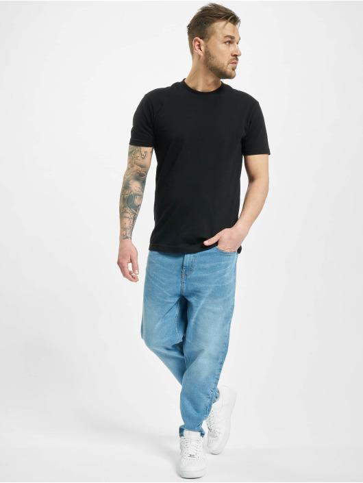 Denim Project Slim Fit Jeans Mr Yellow modrá