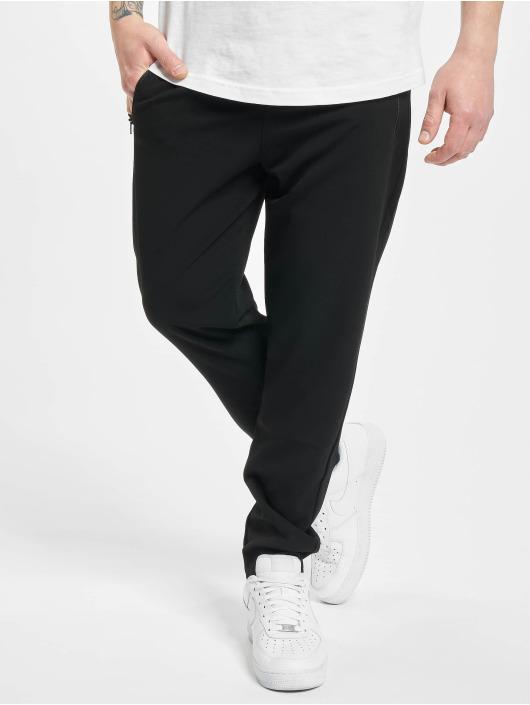 Denim Project Stoffbukser Suit svart