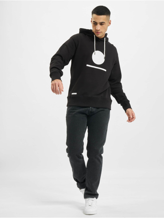Denim Project Sudadera Horizon Logo Organic negro