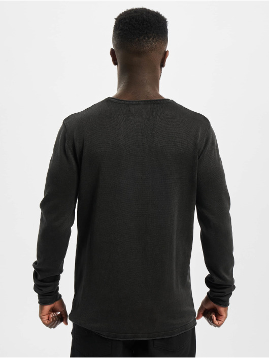 Denim Project Sweat & Pull The Knit noir
