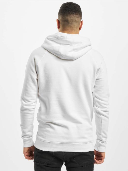 Denim Project Logo Hoody White