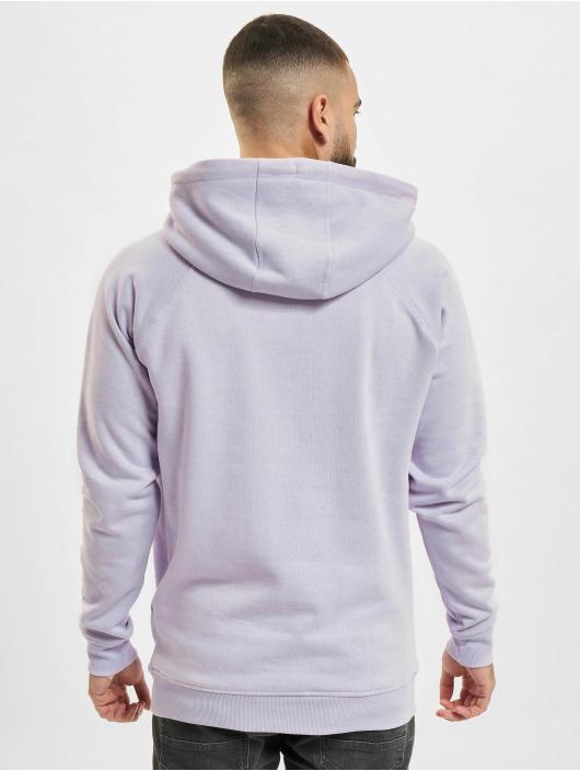 Denim Project Sweat capuche Logo pourpre