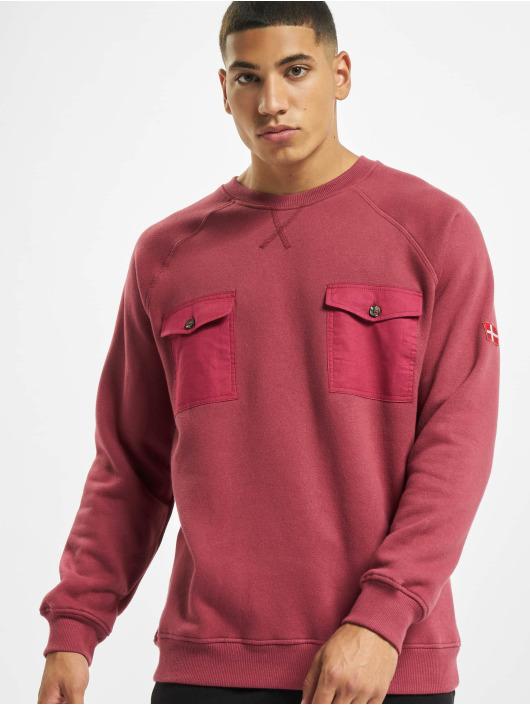 Denim Project Swetry Sarif czerwony
