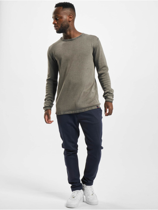 Denim Project Swetry The Knit szary