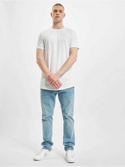 Denim Project T-paidat Longy 3-Pack musta