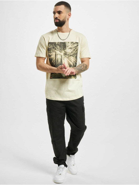 Denim Project T-Shirt Dp Forrest beige