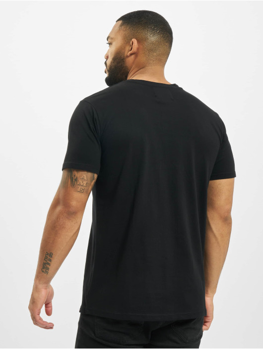Denim Project T-Shirt Front S Logo black