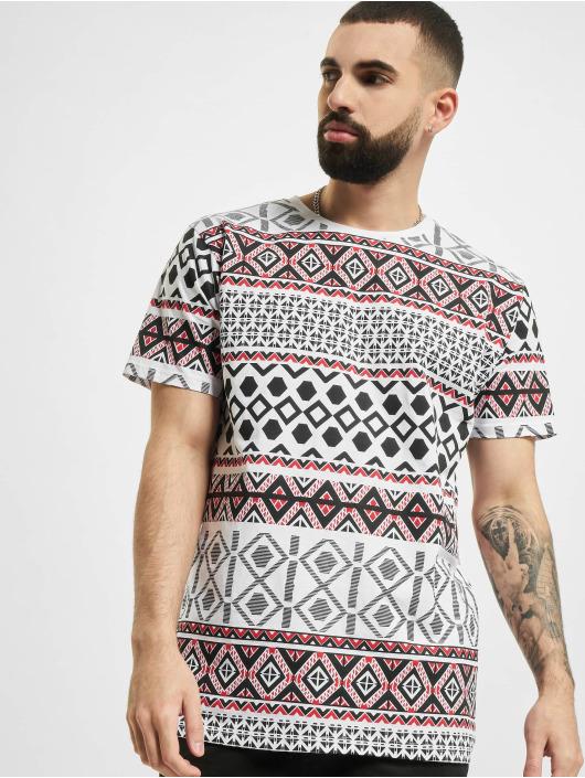 Denim Project T-Shirt Dp Aop blanc