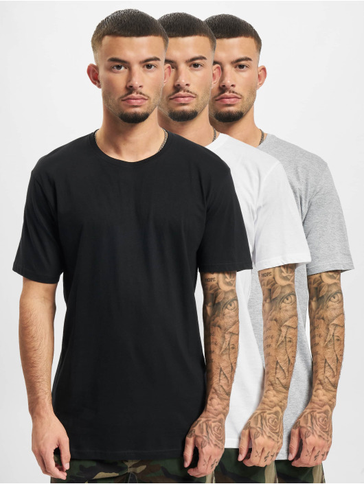 Denim Project T-Shirt 3-Pack noir