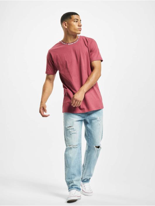 Denim Project T-Shirt Firat red